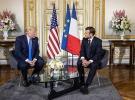 Macron'dan Trump'a: Avrupa'ya karşı duruşunu netleştir