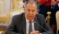 Rusya Dışişleri Bakanı Lavrov: İsrail ile İran'ı Suriye'de çatıştırma çabaları krizi derinleştiriyor