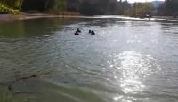 Serinlemek için ırmağa giren 16 yaşındaki çocuk boğuldu
