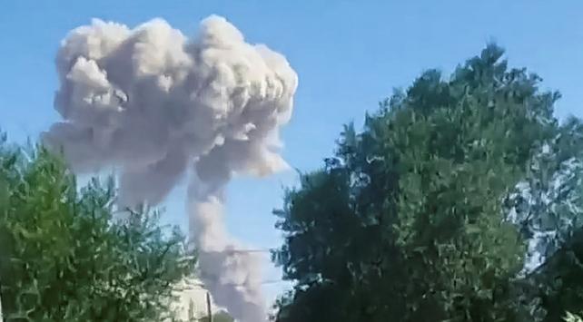 Kazakistandaki patlamada ölü sayısı yükseldi
