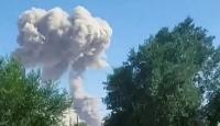 Kazakistan'daki patlamada ölü sayısı yükseldi