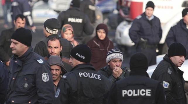 Bulgaristanda göçmen kaçakçılığı operasyonu