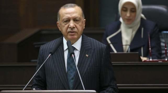 Cumhurbaşkanı Erdoğan: S-400de geri adım atmayacağız