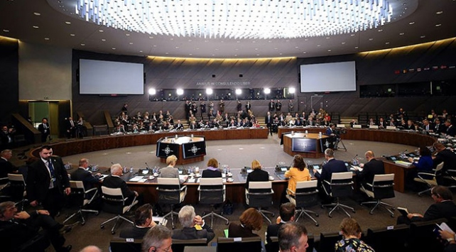 NATO savunma bakanları Brükselde bir araya gelecek