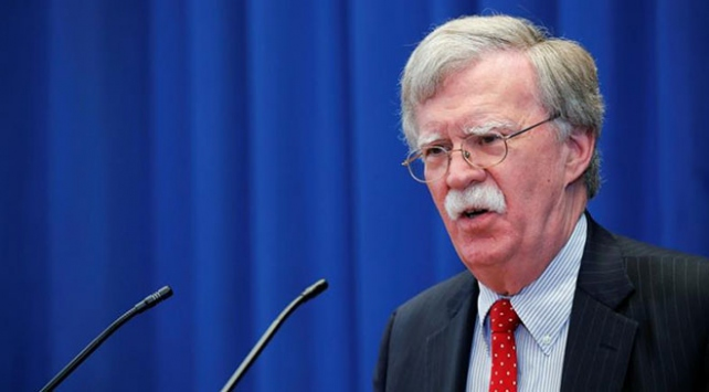 Boltondan İrana yeni yaptırım tehdidi