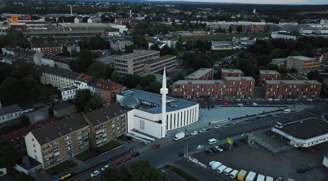 Almanyada Cami Meydanı açıldı