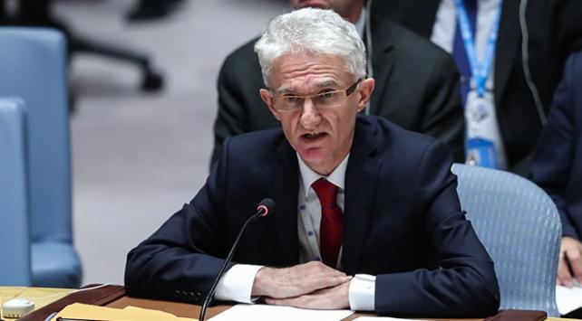 """BMden """"Suriyede gerginliği azaltın hayatları kurtarın"""" çağrısı"""