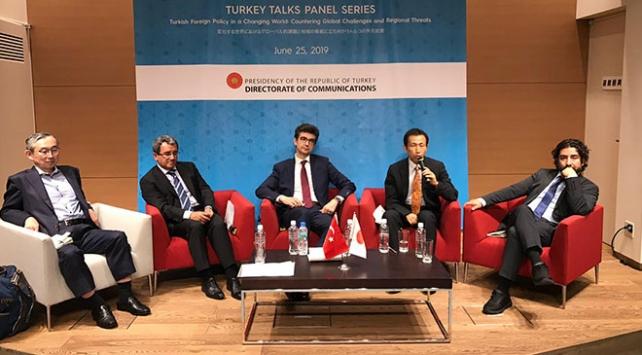 Cumhurbaşkanlığı İletişim Başkanlığından Tokyoda Türkiye paneli