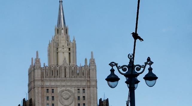 Rusya'dan ABD'nin İran'a yönelik yeni yaptırımlarına tepki