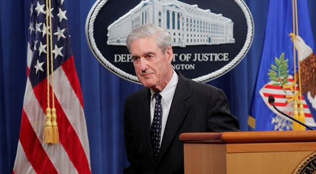 Mueller 17 Temmuzda Kongrede ifade verecek