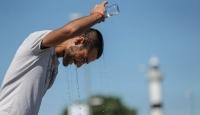 Sıcak hava ve nem insan sağlığını olumsuz etkiliyor