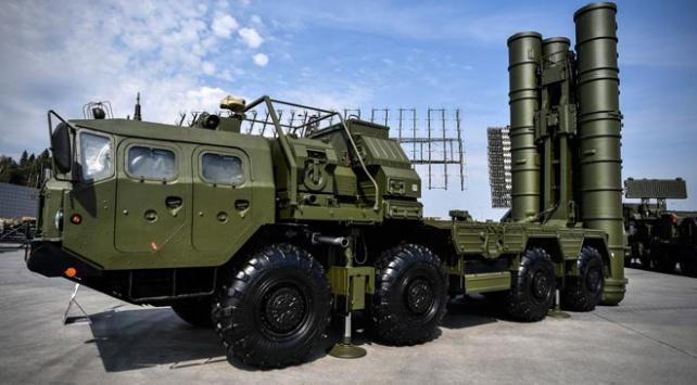 Rusya S-400lerin teslimatına hazır