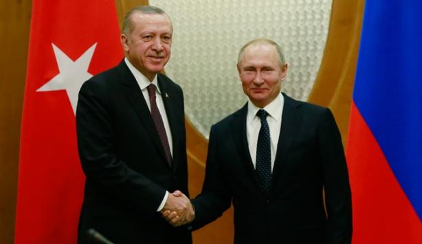 Cumhurbaşkanı Erdoğan ile Putin görüşmesinin tarihi belli oldu