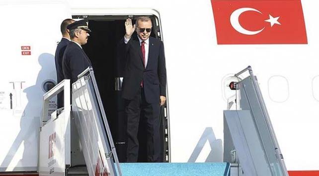 Cumhurbaşkanı Erdoğan Japonya ve Çini ziyaret edecek