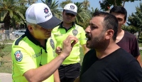 Mersin'de trafikte uyuşturucu testi dönemi başladı