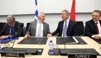 Bakan Akar: Yunanistan'ın provokatif davranış ve açıklamalardan kaçınması gerekli