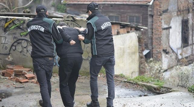 Zehir tacirlerine göz açtırılmıyor: 6 ayda 12 bin 108 kişi tutuklandı
