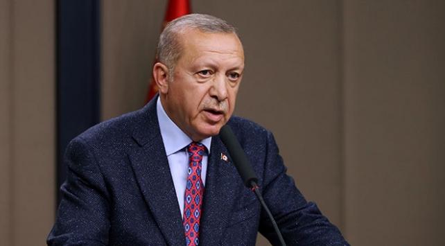 Cumhurbaşkanı Erdoğan: Trump ile S-400 konusunu tekrar ele alacağız