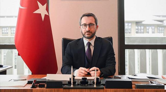 Cumhurbaşkanlığı İletişim Başkanı Altun: Türkiye bütün uluslarla ilişkilerini güçlendirmeye devam ediyor