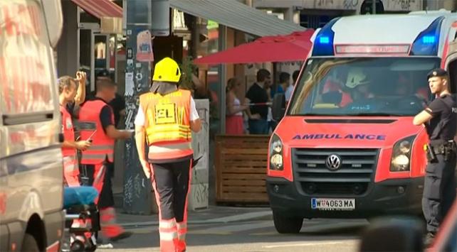 Avusturyada bir apartmanda patlama: 12 yaralı
