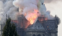 Notre Dame Katedrali'ndeki yangına ilişkin yeni açıklama