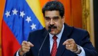 Maduro: Darbe yapmaya kalkışan terörist grubu yakaladık ve hapse attık