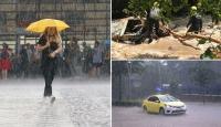 Türkiye son yıllarda şiddetli yağışlarla karşı karşıya