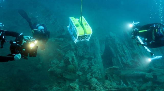 """Ege ve Akdenizdeki """"Antik Deniz Yolu"""" ortaya çıkarıldı"""