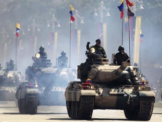 Venezuela'nın darbelerle sınavı