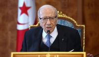 Tunus Cumhurbaşkanı Sibsi hastaneye kaldırıldı