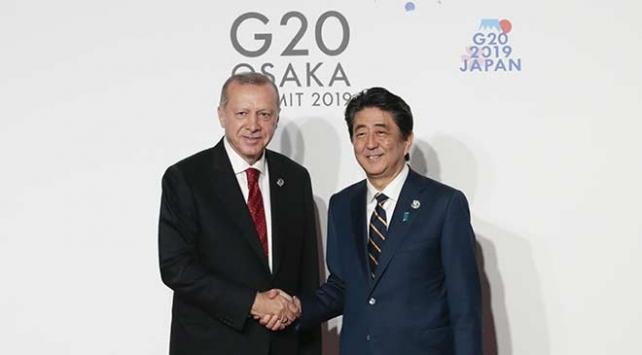 Cumhurbaşkanı Erdoğan G20de