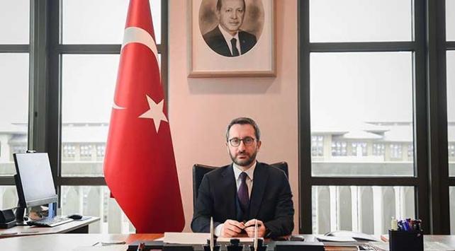 """Fahrettin Altundan """"G20 Liderler Zirvesi"""" paylaşımı"""