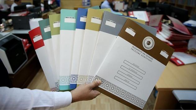 OHAL Komisyonu 77 bin 900 başvuruyu karara bağladı