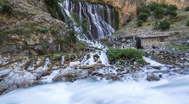 Kapuzbaşı Takım Şelalelerinin doğal güzelliği korunacak