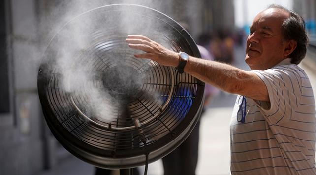 Avrupada aşırı sıcaklar can alıyor