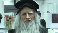 Japonlar Leonardo da Vinci'nin robotunu üretti
