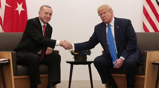 Cumhurbaşkanı Erdoğan G20 Zirvesinde 10 ikili görüşme gerçekleştirdi