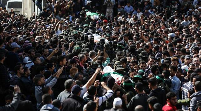 İsrail bu yılın ilk 6 ayında 82 Filistinliyi şehit etti