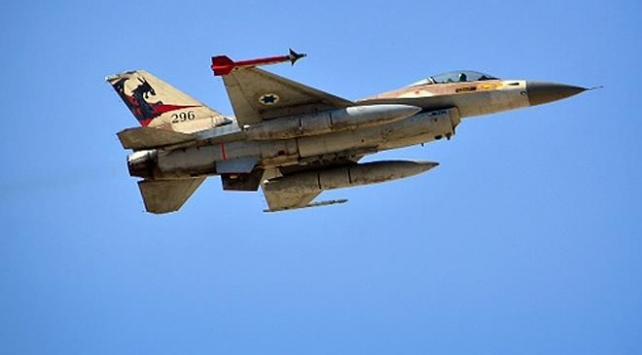 İsrailin Suriyede rejim bölgesini bombaladığı iddiası