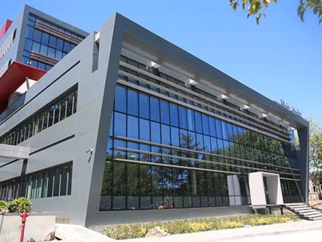 İTÜden örnek çevreci bina