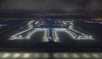İstanbul Havalimanı'ndan 100 bininci uçuş yapıldı