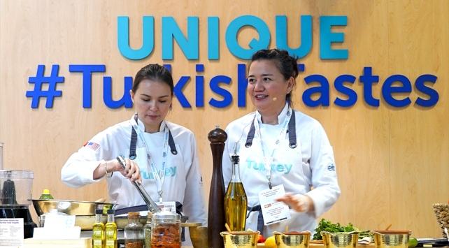 Türk gıda ürünleri ABDde tanıtıldı