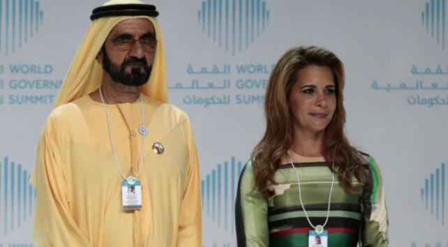Dubai-Londra hattında kriz: Dubai Emirinin eşi Prenses Haya Londraya sığındı