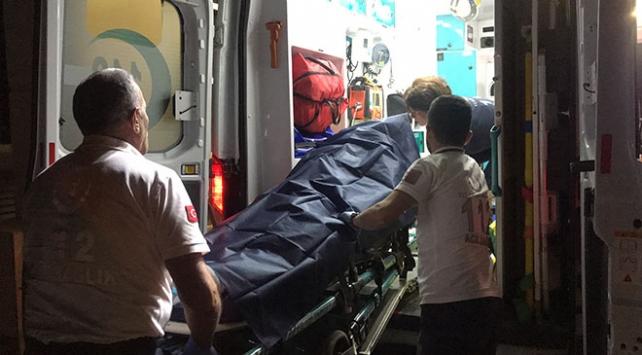 Kireç tozu taşıyan tanker patladı: 1 ölü