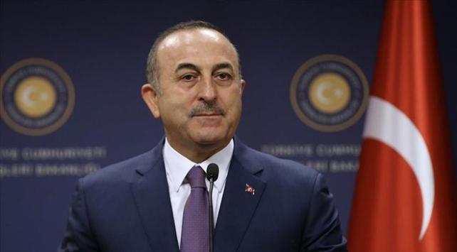 Bakan Çavuşoğlu: BMye yazılı protestomuzu ilettik