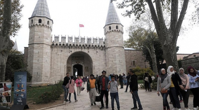 İstanbulda son 5 yılın turizm rekoru