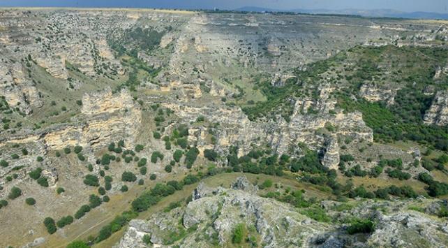 Ulubey Kanyonu milli park olmaya hazırlanıyor