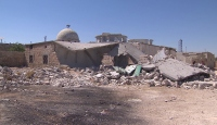Rejimin bombaladığı İdlib TRT Haber ekibi tarafından görüntülendi