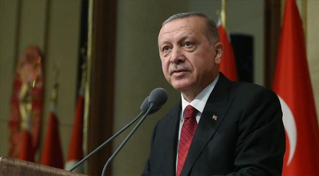 Cumhurbaşkanı Erdoğan, AK Parti milletvekilleriyle kahvaltıda bir araya geldi