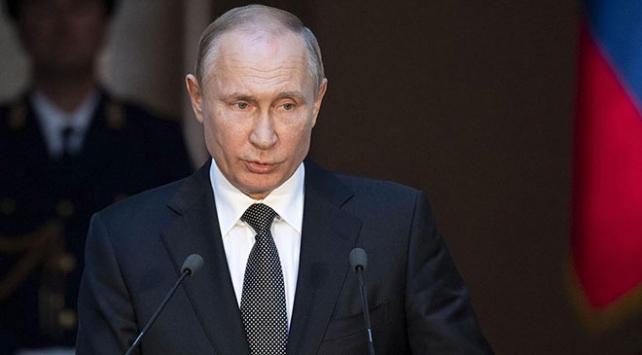 Putin Libya sorunundan NATOyu sorumlu tuttu